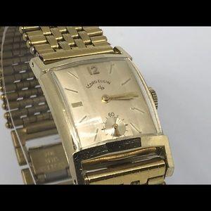 Watch Lord Elgin Vintage 14k Gold Filled